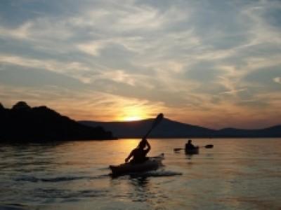 Kayak tours of the Dingle Coastline.