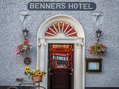 Mrs Benner's Bar, Dingle