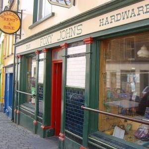 Foxy John's Pub, Hardware Store & Bicycle Hire