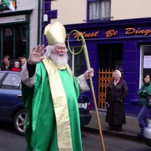 St. Patrick's Day: March/Márta