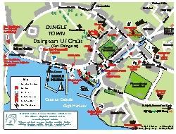 Dingle Map Of Ireland.Dingle Ireland Map Earth Map
