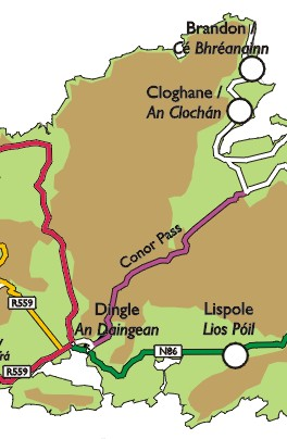 The Conor Pass   Dingle   A Visitors Guide to the Dingle Peninsula
