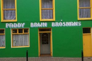 Paddy Bawn Brosnans Bar