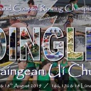 Festival of Irish Coastal Rowing/Féile na Rámhaíochta Mara: August/Lúnasa