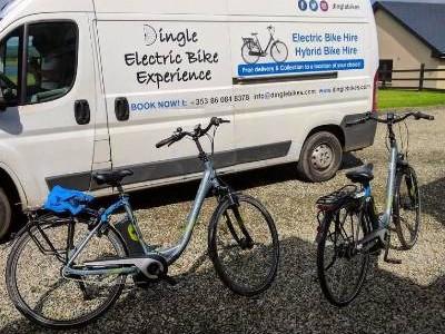 Dingle Electric Bike Experience