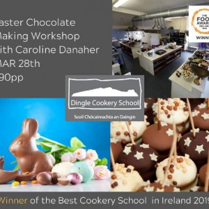 Easter Chocolate Making Workshop: March/Márta