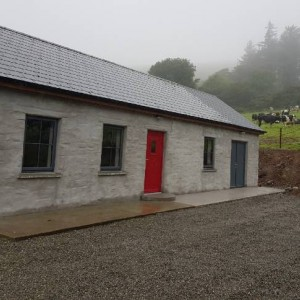 The Cottage at Coole Farm, Camp