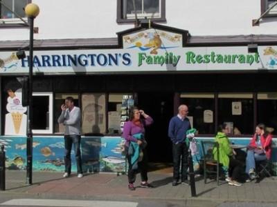 Harrington's Family Restaurant, Dingle