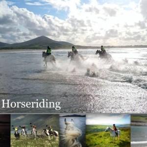 Dingle Horseriding