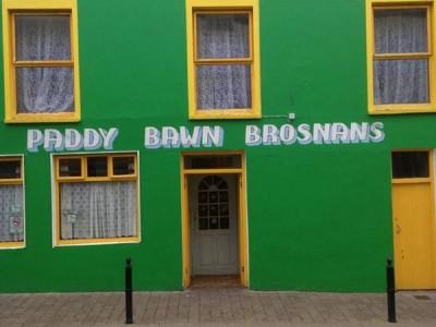 Paddy Bawn Brosnans Bar