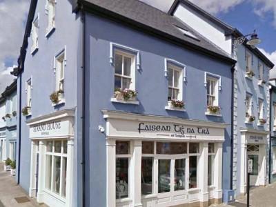 Strand House, Women's Clothing and Café, Dingle